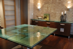Contemporary Asian table