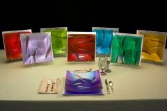Glassic Art Plates