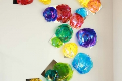 Rainbow Garden Wall pieces 4
