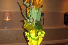 Celebration vase 3 tier